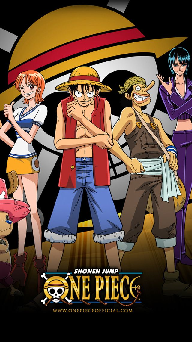 Pirates Anime One Piece Luffy One Piece Characters