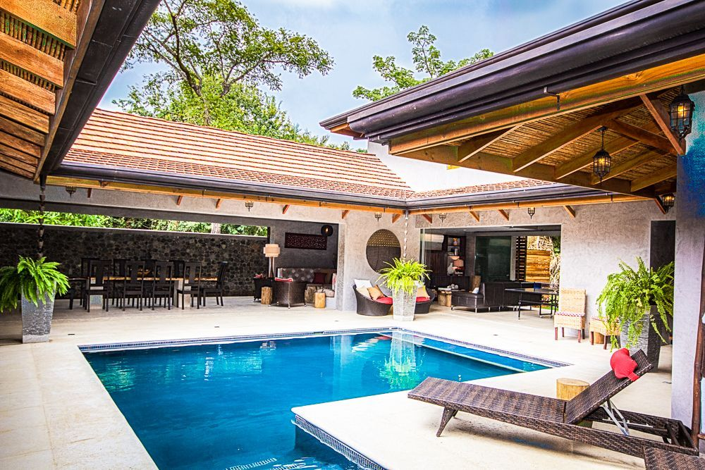 House vacation rental in playa guiones costa rica from
