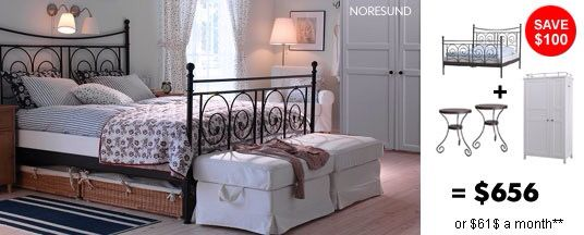 Noresund Bedroom Ikea Bedroom Bliss Home Home Decor