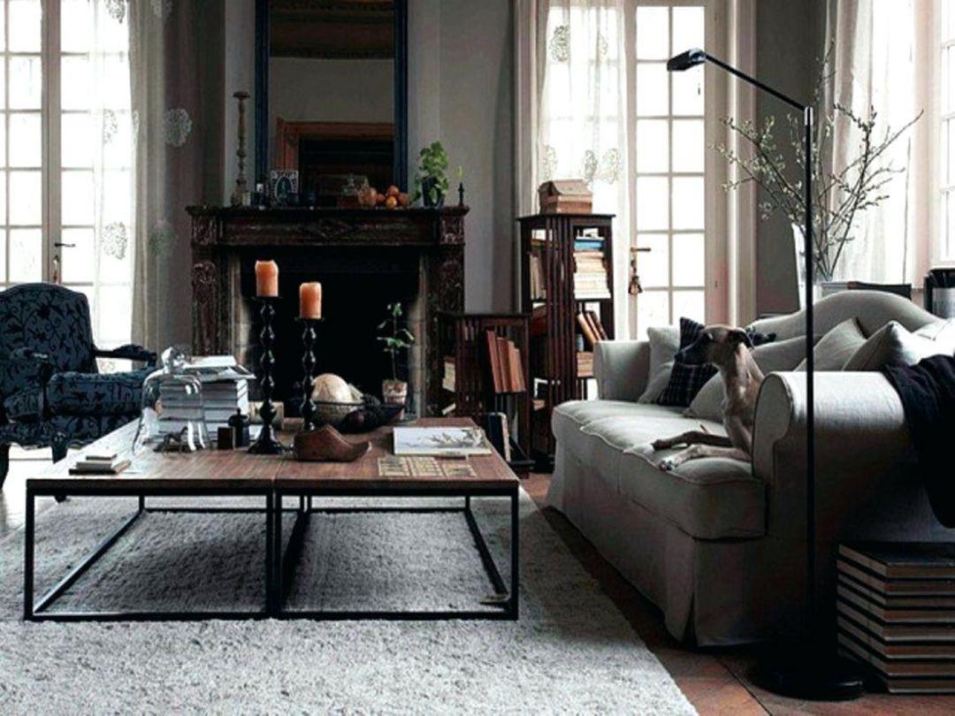 Rustic Industrial Living Room Ideas Wowhomy
