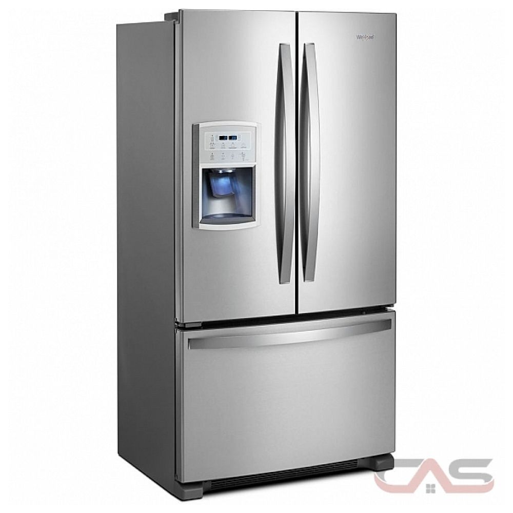 Small Freezer Canada Wrf550cdhz Whirlpool Refrigerator Canada Best Price Reviews And