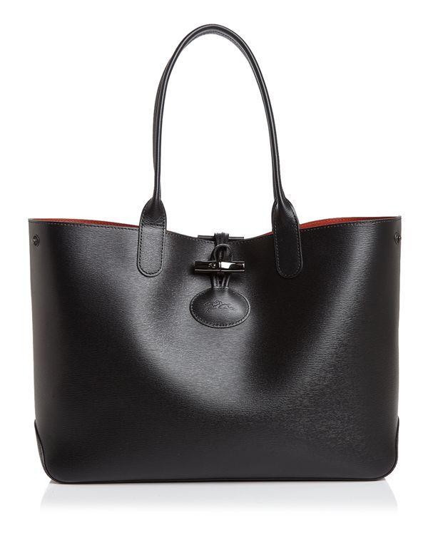 4eb956f1e2b Longchamp Roseau Reversible Medium Shoulder Tote | Bags | Longchamp ...