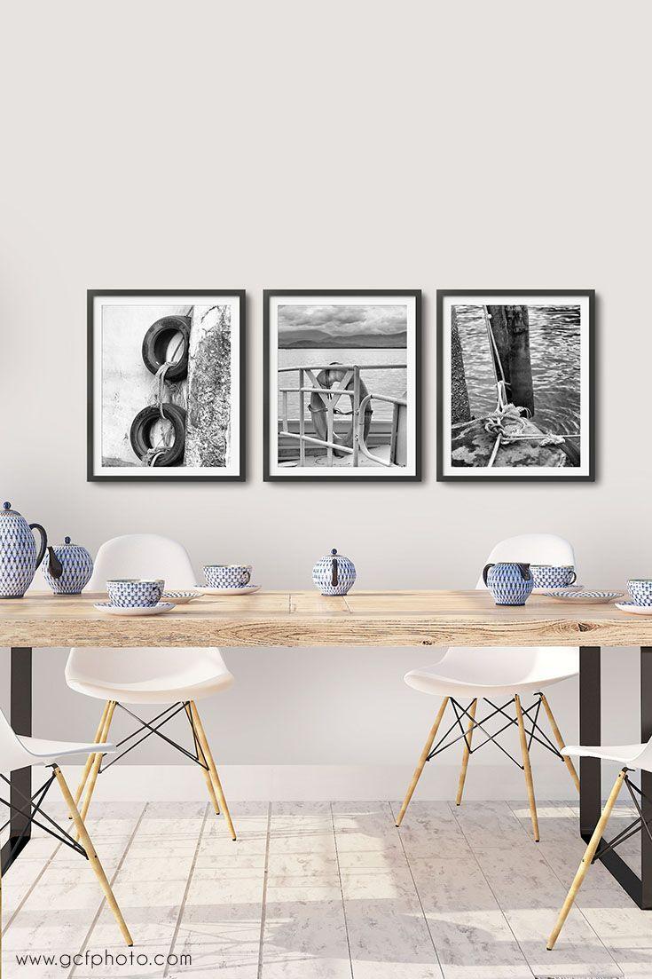 Nautical Decor Ideas Coastal Style For Living Room Or Dining