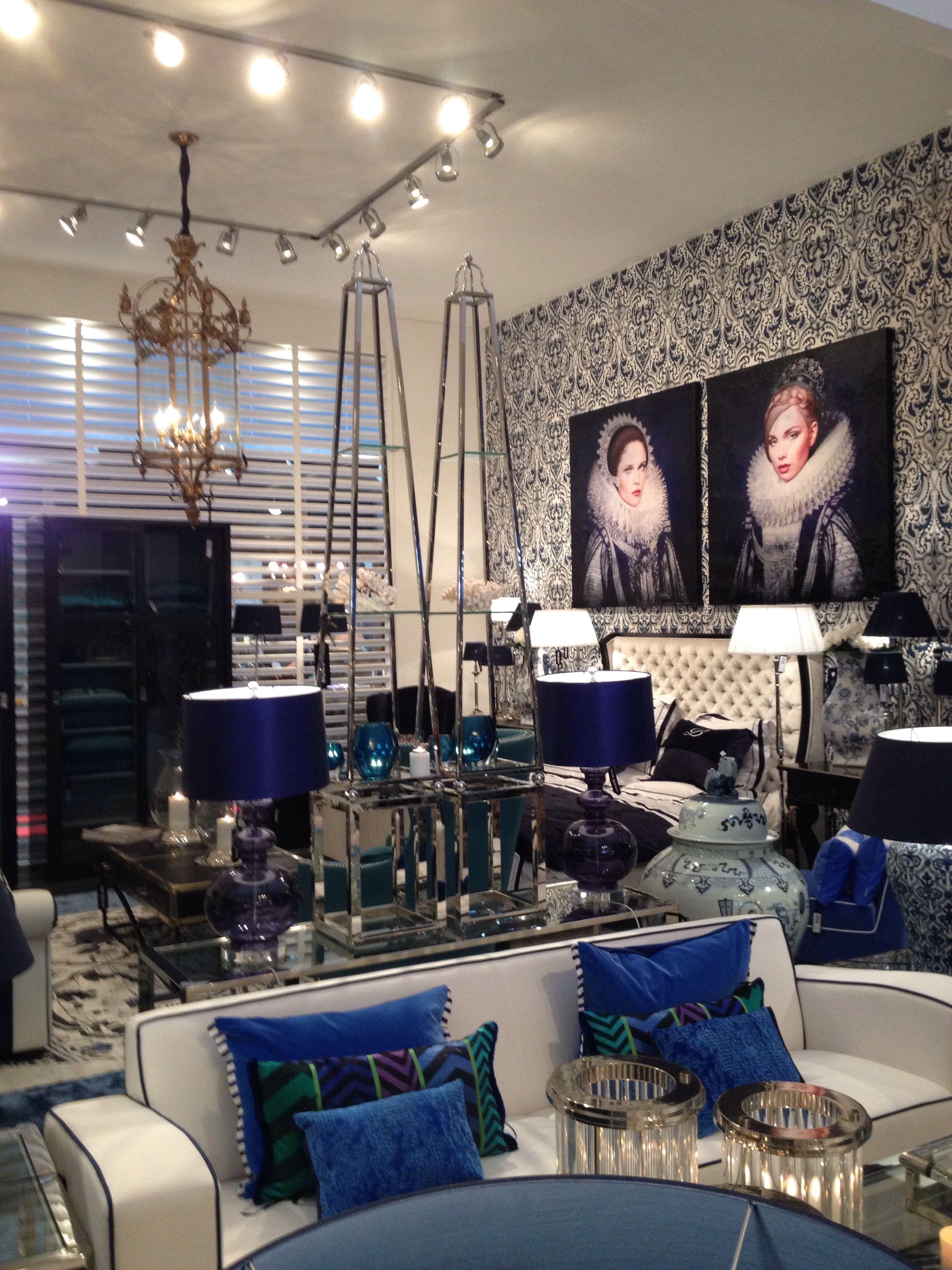 Van roon living s show room salon maison et objet paris - Salon maison et objet ...