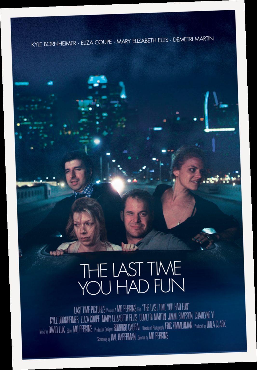 The Last Time You Had Fun Film Completo Hd Streaming Italiano