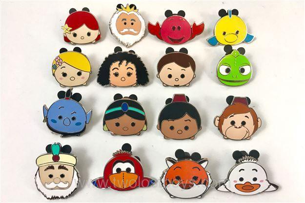 Disney Pin Tsum Tsum Mystery Pin Mickey Mouse