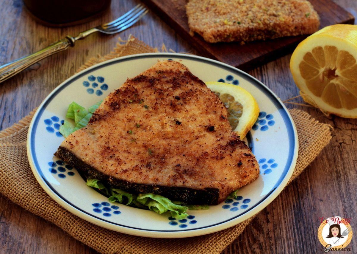Ricetta Con E Senza Bimby Del Pesce Spada Alla Palermitana Secondo