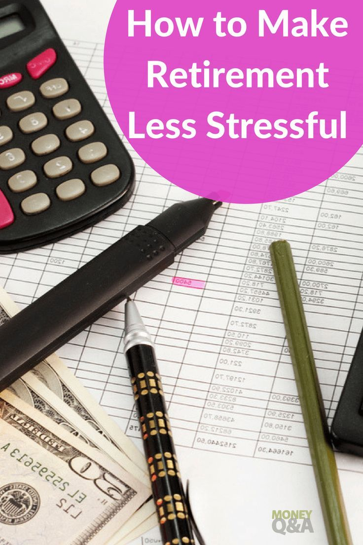Top  Ways To Make Retirement Less Stressful Financially  Retirement
