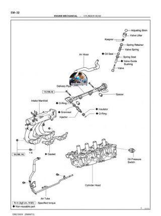 Rav4 Toyota A540h Transmission Wiring Diagram. . Wiring Diagram on