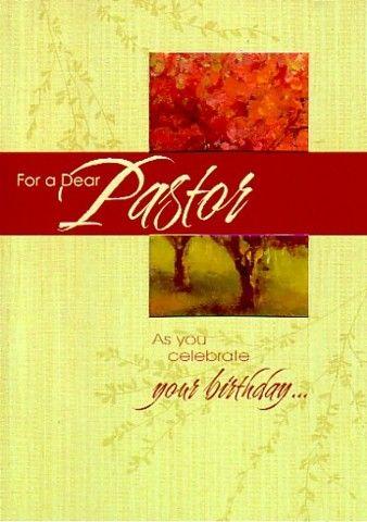 Christian Happy Birthday Wishes Pastor Happt Greetings