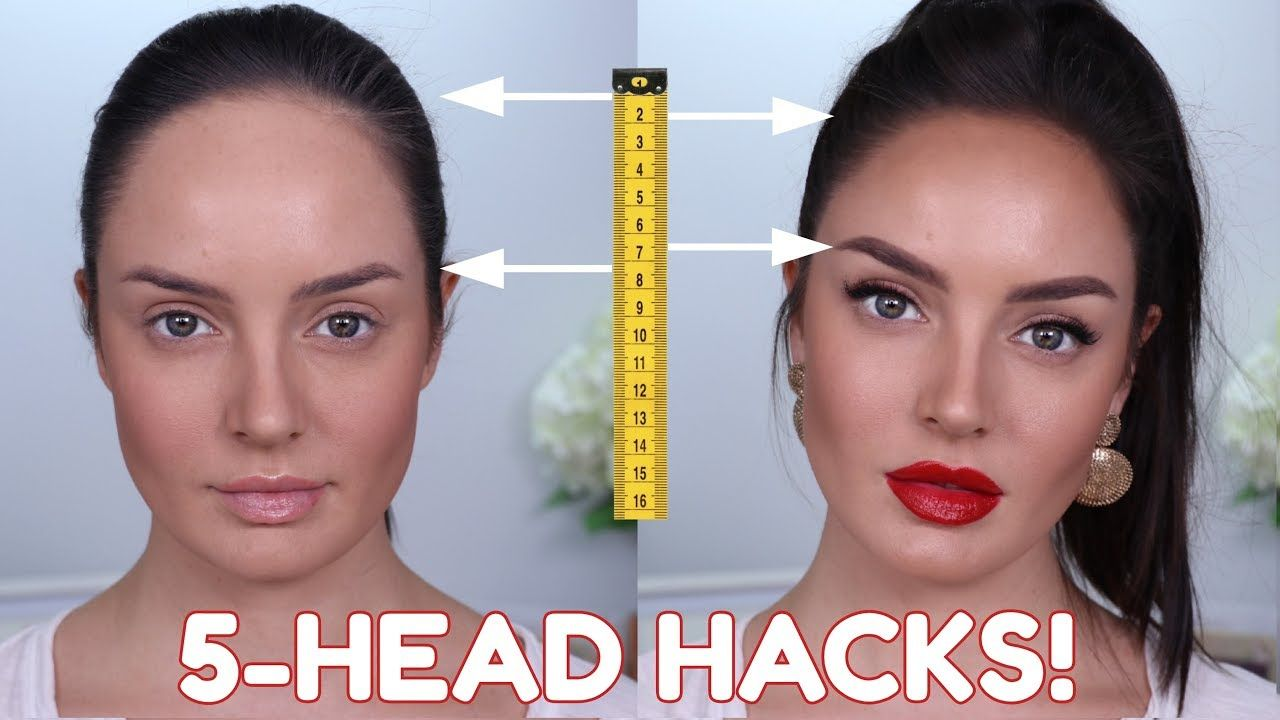 Big Forehead Beauty Hacks 10 Tips Tricks To Make Your Forehead Look Smaller Youtube Big Forehead Haircut For Big Forehead Hair Big Forehead