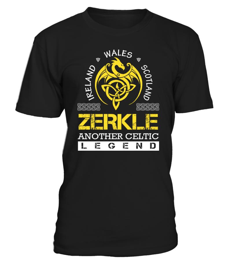ZERKLE Another Celtic Legend #Zerkle