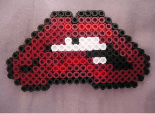 Rocky Horror Picture Show Lips perler by PerlerHime on deviantArt.