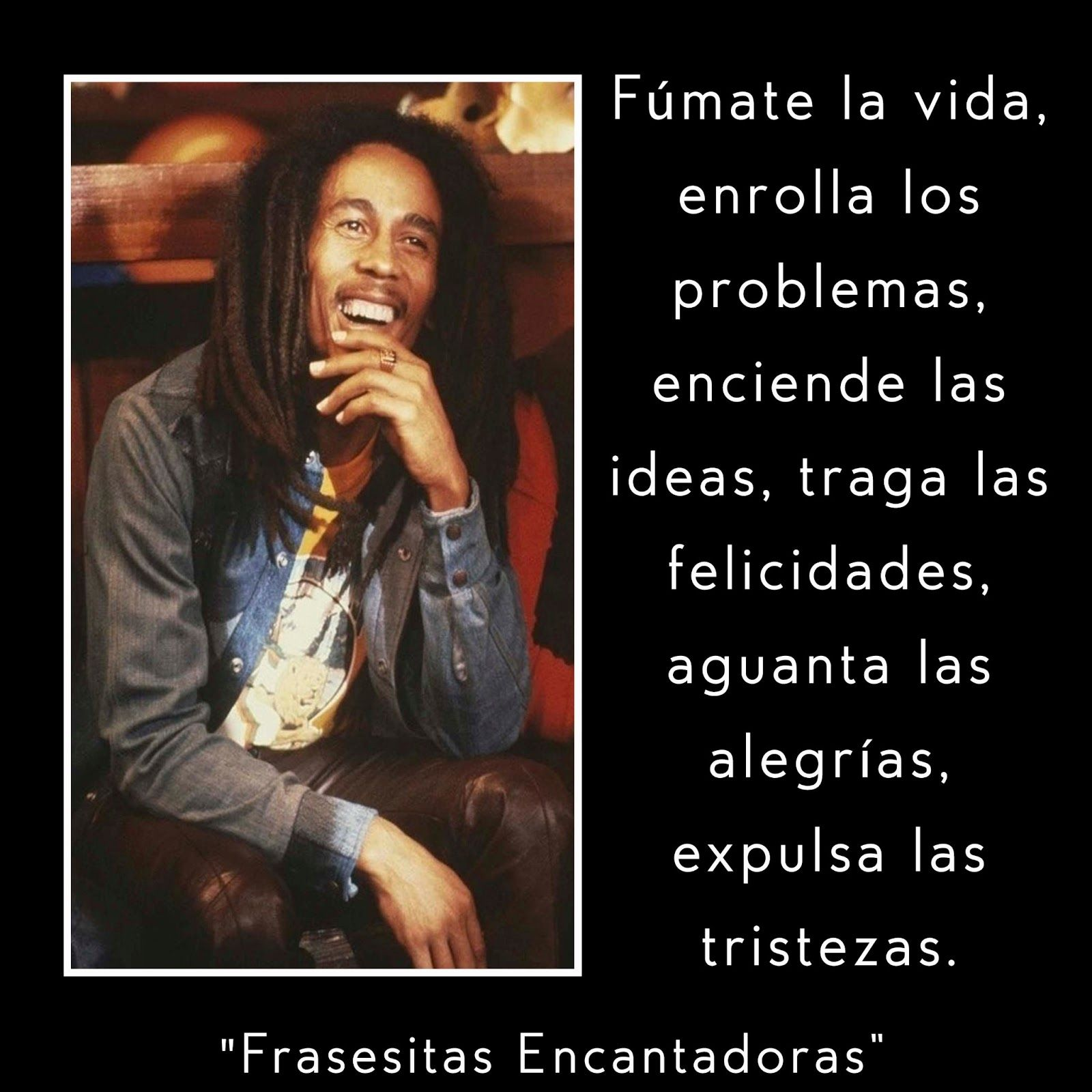 Bob Marley Quotes About Friendship Env%c3%adafrasesdebobmarley2013 1600×1600  Yeiiii
