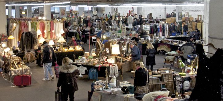 Find Interesting Items At A Ed Price In Chelsea Flea Market