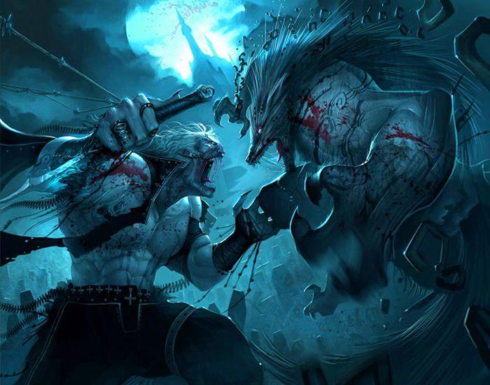 Vamp Vs Lycan Cry Wolf Pinterest Werewolf Werewolf Vs Vampire