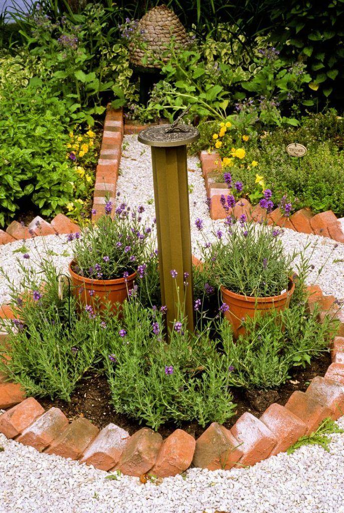Eine Schöne Gartenabtrennung Gibt Ihrem Garten Das Gewisse