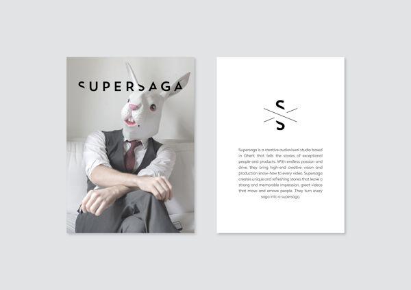 supersaga by elvire delanote, via Behance