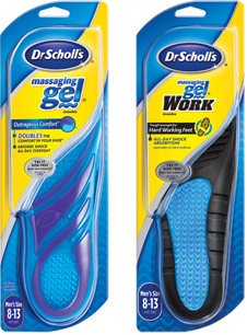 graphic about Dr Scholls Inserts Coupons Printable named Melissas Coupon Reductions: Dr. Scholls Insoles as reduced as