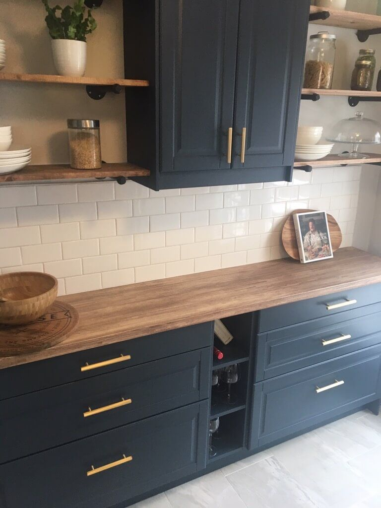 Photo of How we painted kitchen cabinets for our new kitchen nook – IKEA Hackers