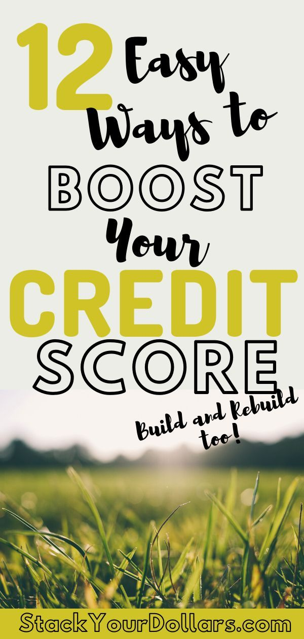 These are valuable tips to rebuild your credit score and raise your credit score fast. These easy ways to boost credit take into mind the proper way to use credit cards and will help you whether you are a credit card beginner or you've been working on building your credit for a while. Learn tips and tricks to reduce the interest you pay as well, this is packed with actionable tips to fix your credit! #credittips #creditscore #stackyourdollars #boostcredit #personalfinance #financialtips #goals