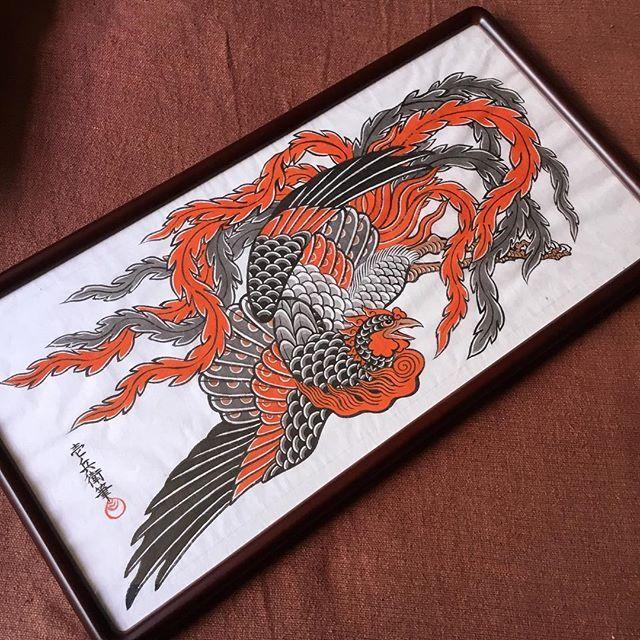 Ichibay Dragon Tattoo Art Japanese Tattoo Symbols Japanese Art Prints