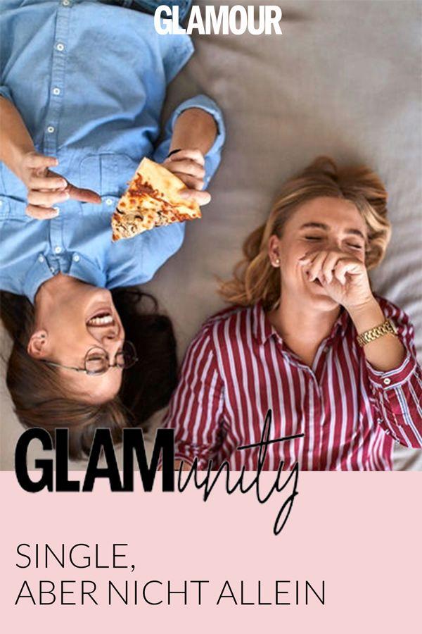 GLAMunity: Single, aber nicht allein | Single, One night