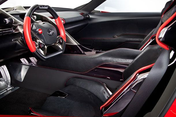 Toyota Supra 2016 >> 2016 Toyota Supra Convertible Interior This Is Such A Hard Car To