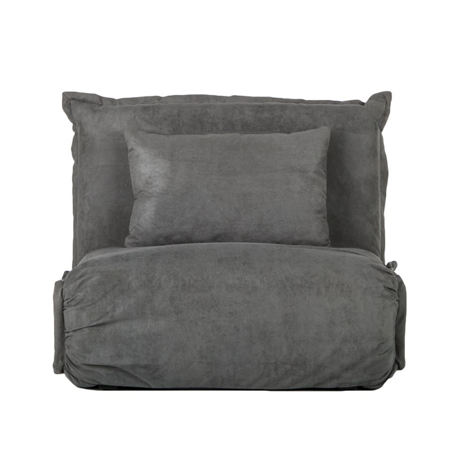 schlafsessel jake microfaser anthrazit wozi pinterest. Black Bedroom Furniture Sets. Home Design Ideas
