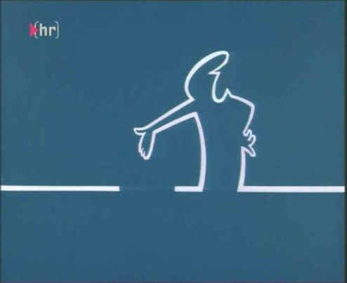 """Populaire La linéa"""", génial dessin animé jamais égalé (je trouve !) années  VM61"""