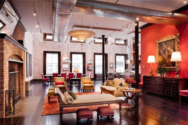 Tribeca Nyc Loft Apartment Beautiful Luxury Loft Loft