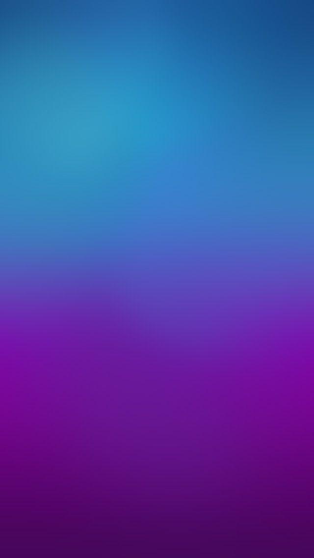 Sf69 Purple Blue Hippo Lake Gradation Blur Purple Wallpaper