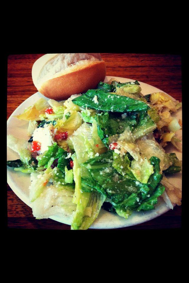 Pasta House salad   Savory salads, Food, Soup and salad