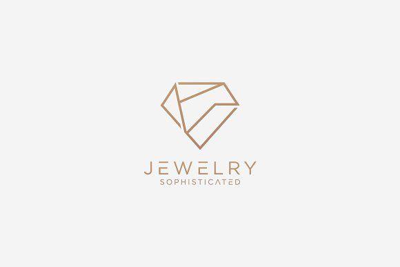 Photo of Logotipo sofisticado de joias da BrandSemut no mercado criativo