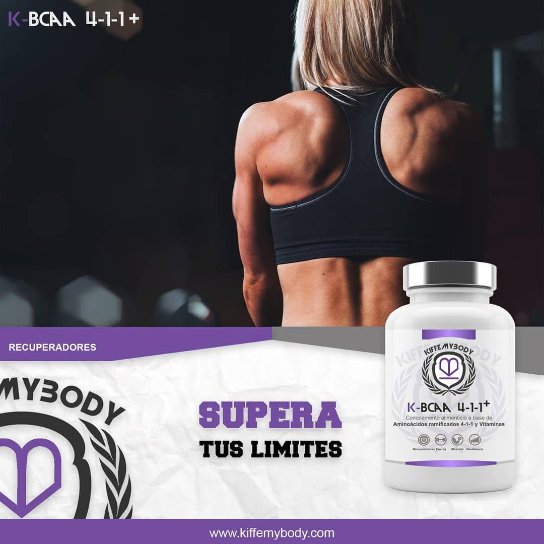 Recupera, neutraliza el catabolismo muscular y aumenta el desarrollo muscular con K-BCAA 4-1-1 +. Vi...