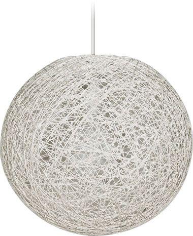 Kono 360mm Pendant - White, Pendants, Contemporary, New Zealand's Leading Online Lighting Store