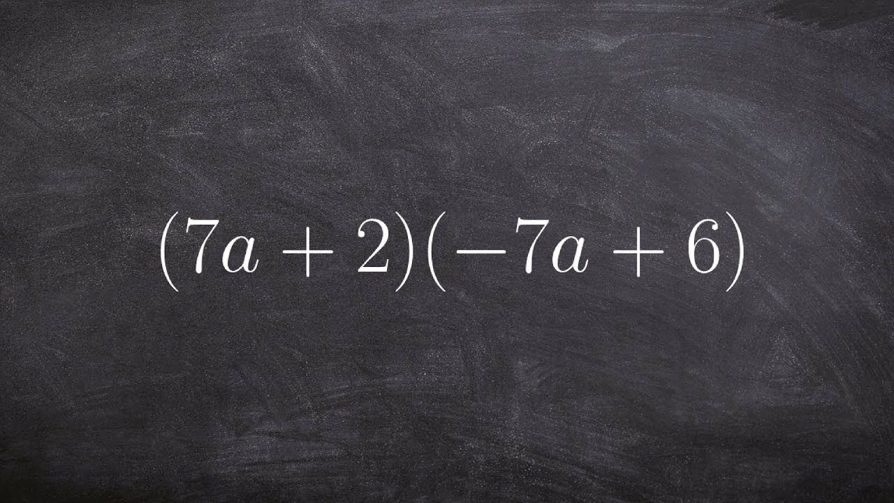 Multiply two binomials represent the area of a rectangle