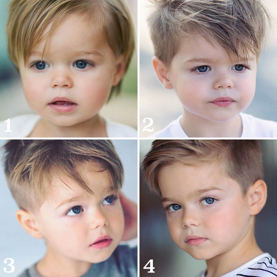 He S Like A Real Life Baby Doll Which Photo Of Austin Do You Like Best Baby Boy Hairstyles Toddler Haircuts Baby Boy Haircuts