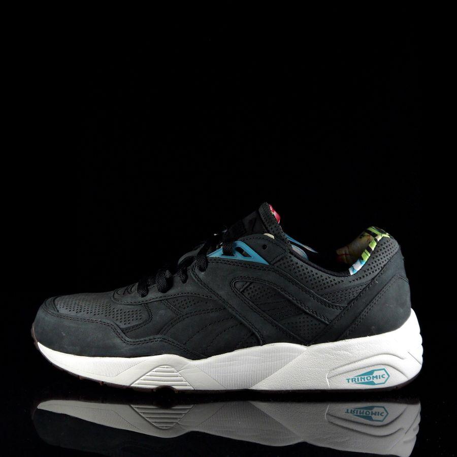 "best sneakers a8949 2c61e PUMA R698L ""TROPICALIA"" (BLACK) | Puma | Sneakers, Fashion, Shoes"