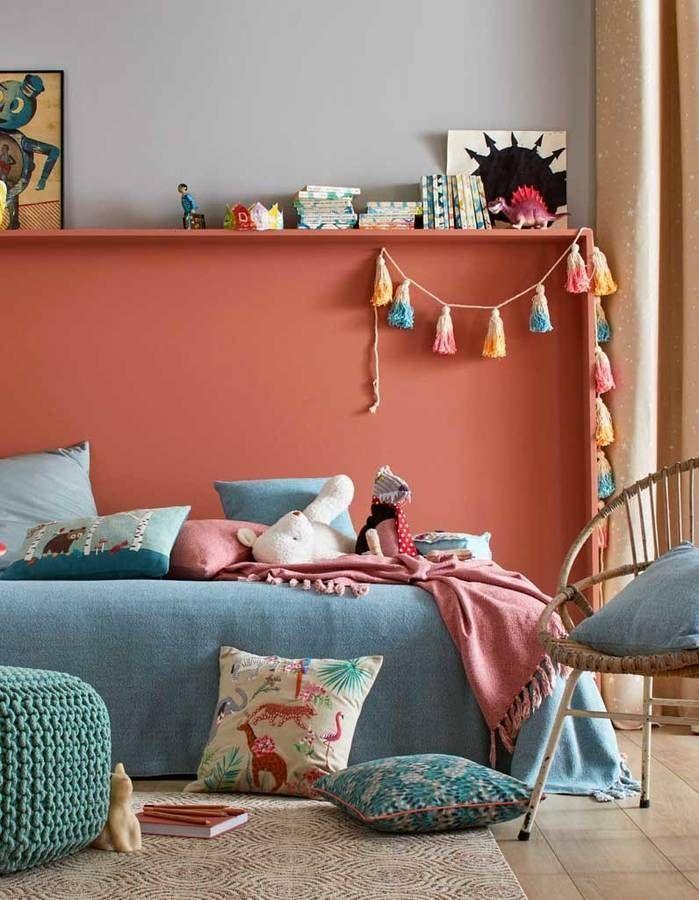 Ein Zen-Kinderzimmer mit gemütlichen Accessoires #kidbedrooms