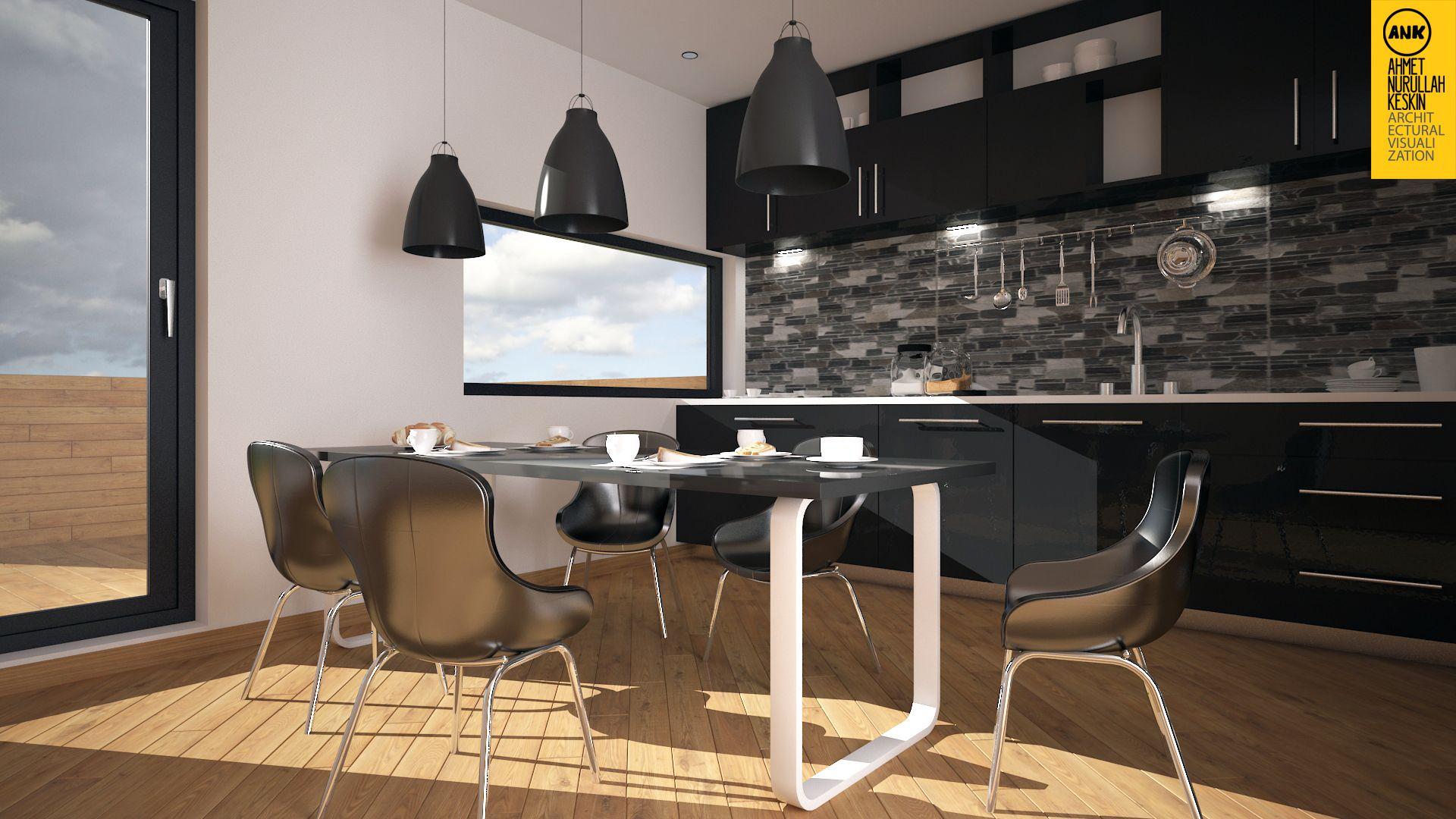 Superieur Kitchen Modeling U0026 Architectural Visualization