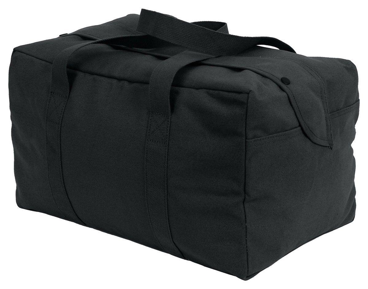 39df78deecf8 Amazon.com : Rothco Canvas Small Parachute Cargo Bag (Olive Drab ...