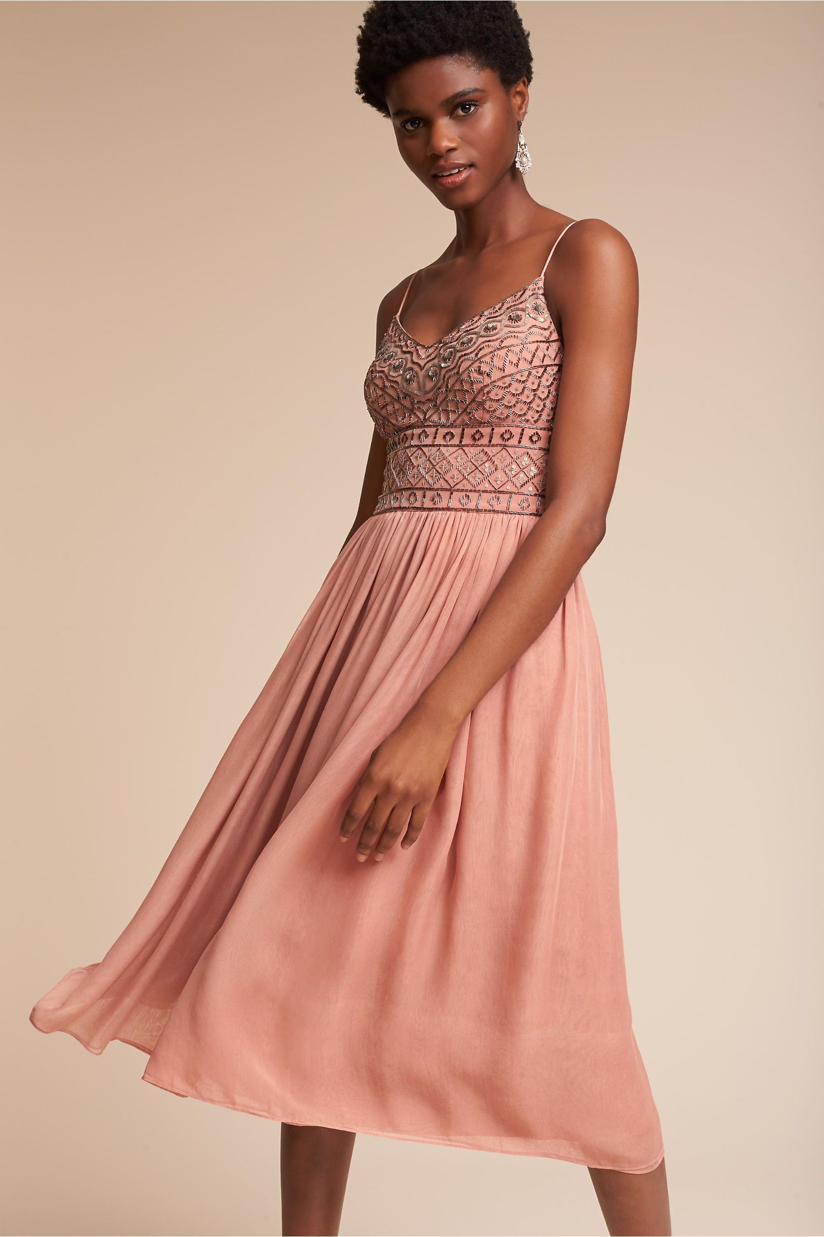 c57d43c3ad BHLDN s Bristol Dress in Orchid Pink
