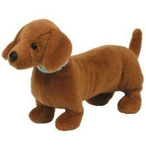 d51dd372c61 TY Beanie Baby - FRANK the Dachshund Dog for the Beanie Baby collector!