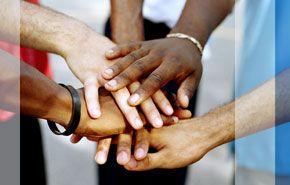 People of Different Races Holding Hands   Different Races ...