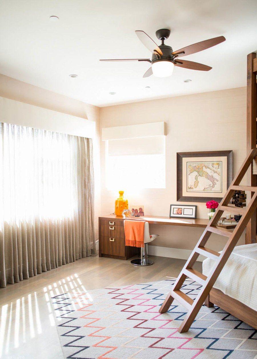 Luxury Kids Room Ceiling Fan