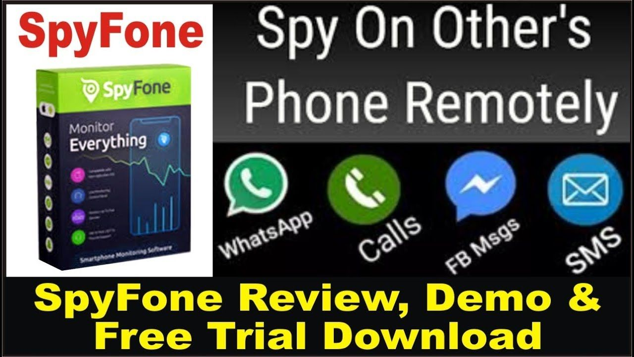 Spyfone review 2019 Best Spy App for android Cell phone