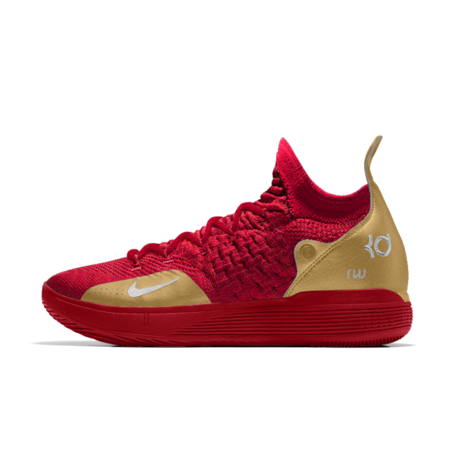 reputable site db0ab 45f96 Nike Zoom KD11 iD Men's Basketball Shoe | Nike iD