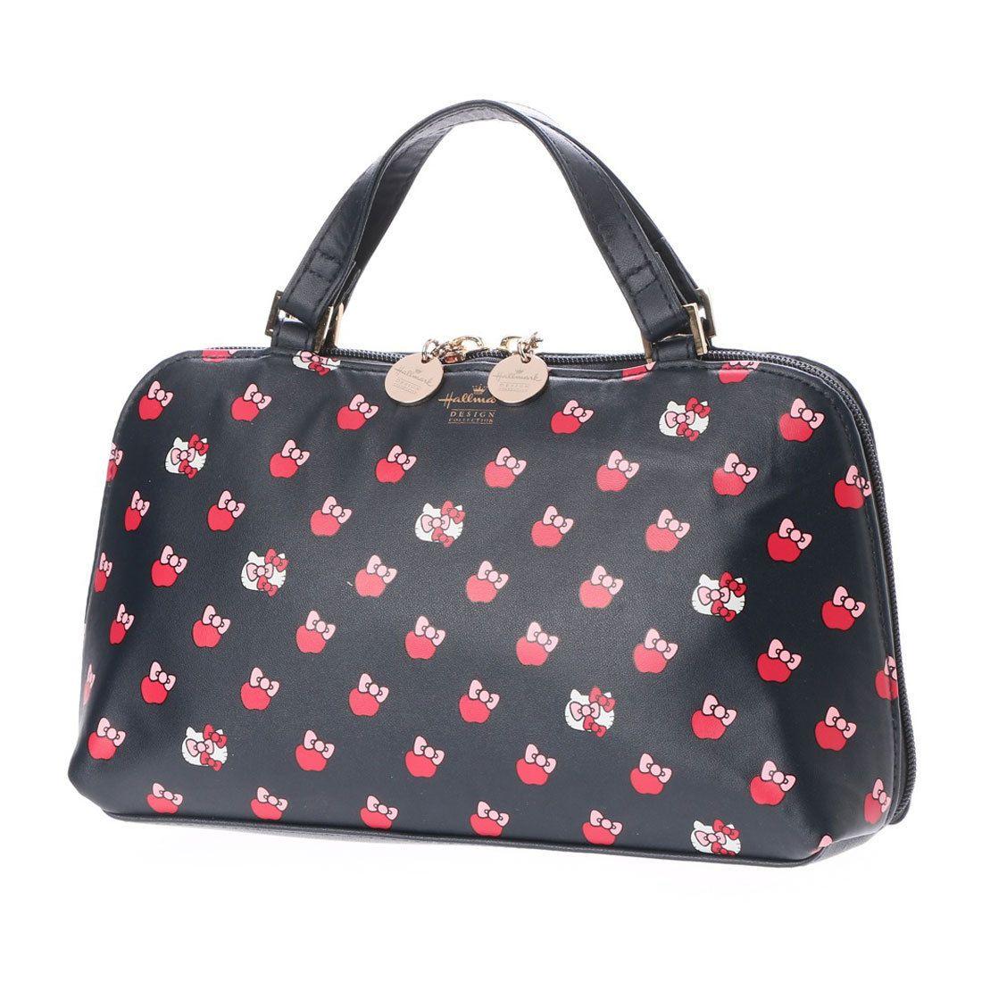 a82f6d3ccc81 Hello Kitty × Hallmark 2Way Mini Shoulder Bag Navy  hellokitty   minishoulderbag  bag  bostonbag