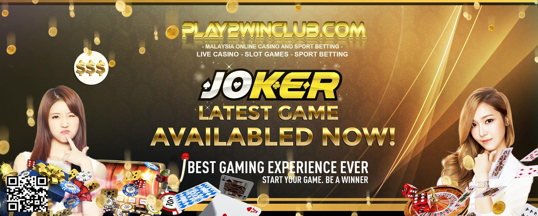 Joker Casino Online Malaysia Latest Games